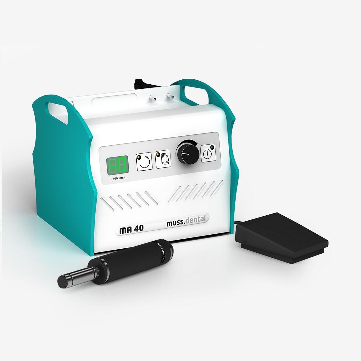 Mikromotor-Anlage MA 40